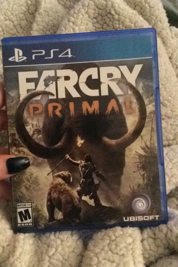 Farcry ps4 video game