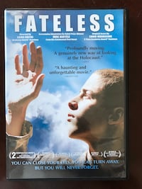 Fateless DVD