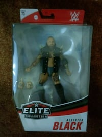 Wwe aleister black figure