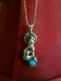 925 Silver Necklace PERFECT CHRISTMAS GIFT!! London, N5Y 4L1