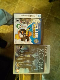 Ps3 and ds game 5 bucks for both Barrie, L4N 1S4