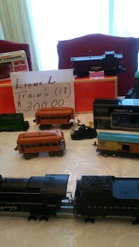 Lionel trains, train cars/accesseries, collectibls Aspen Hill, 20906