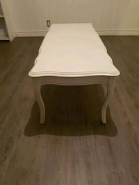 Refinished coffee table.  Barrie, L4N 3R8