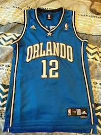 Orlando magic basketball jersey. Howards rookie season