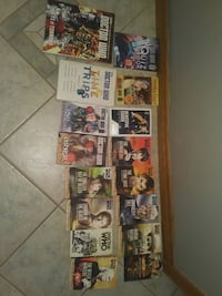 16 Different Dr. Who Books London