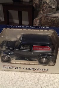 Toy Collector Car - 1940 Ford Eaton Van Special Edition