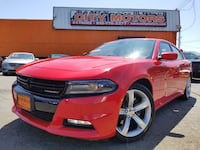 2016 Dodge Charger Red Hayward, 94541