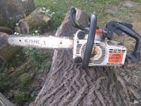 Stihl avt 011 chainsaw parts or whole Alliance, 44601