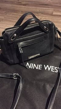 Nine West faux leather bag with strap