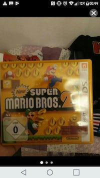 New Super Mario Bros 2 für 3DS