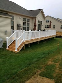 Deck installation and handyman Bowie, 20720