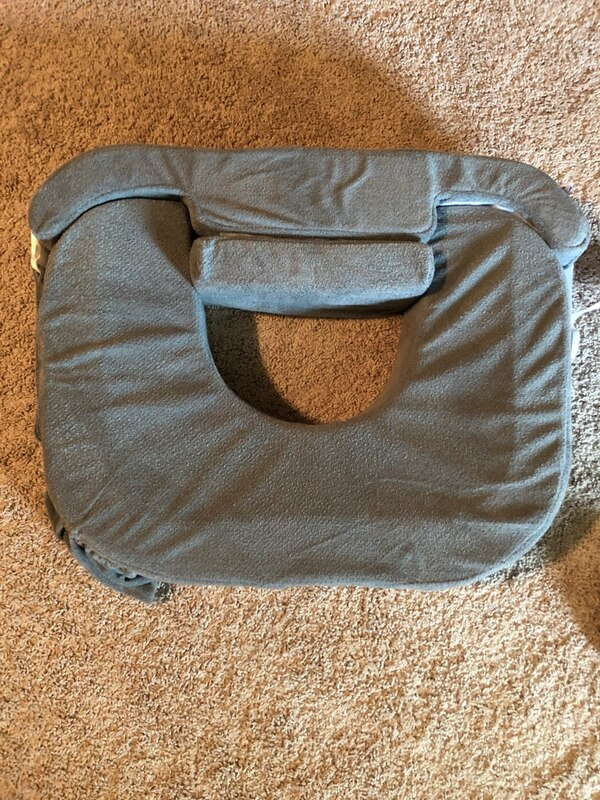 0990eb8f4 Used Breastfeeding pillow for sale in Lawrenceville - letgo