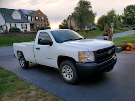 2008 Chevrolet Silverado 1500 Work Truck Regular Cab SWB