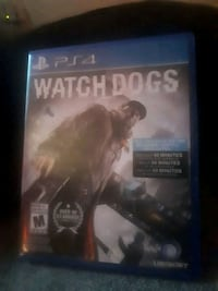 NEW PS4 WATCH DOGS THE GAME Kingston, K7M 6A5
