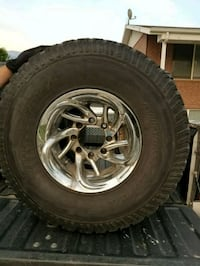 Ford Chrome Wheels and Tires American Fork, 84003