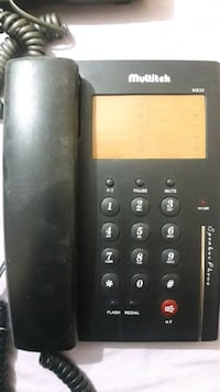 Multitek analog Telefon