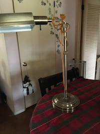 Stainless steel desk or table lamp York township, 17403