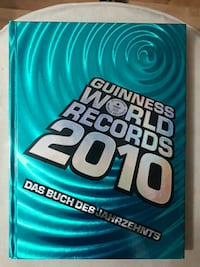 Guinness World Records 2010 Buch