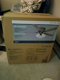 "44"" Clarkston Fans (unopened) Arlington, 22202"