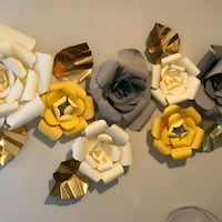 Custom made paper flowers for weddings, showers, p Baltimore, 21215