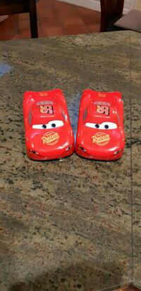 2 McQueen lunch boxes  Surrey, V4N 4W6