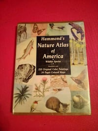 Hammonds nature atlas of America  Toronto, M6P 2X8