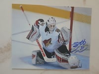 Scott Wedgewood Autographed 8x10 Photo For Sale  Edmonton, T6L 2K3