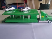 Bp Toy truck vintage Cleveland