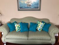 Custom upholstered Queen Anne Sofa Suitland, 20746