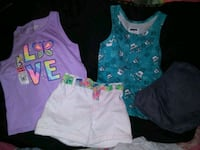 toddler's assorted clothes Evansville