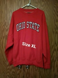 Ohio State Sweatshirt Size XL Grove City