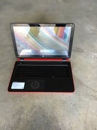 black and red laptop computer Amarillo, 79121