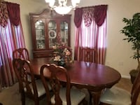 Formal Dining room set includes the hutch  New Orleans, 70117