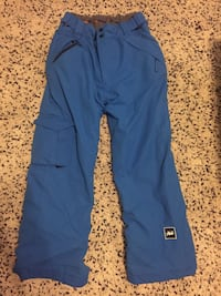 Ride Snowboard youth pants