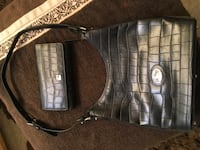 D & B designer Purse & Wallet sold together Milpitas, 95035