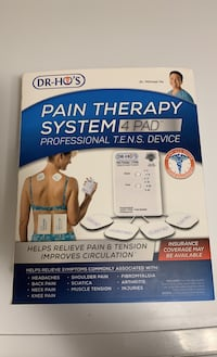 Dr Ho's pain therapy system - new Toronto, M1N 2Z5