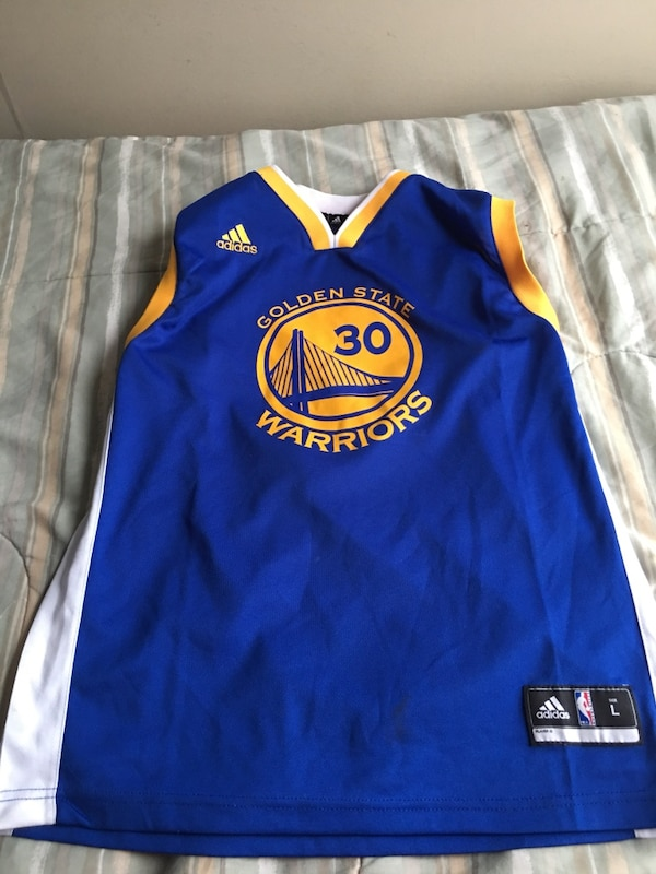 online store b1c82 0946c NBA Adidas Jersey Steph Curry
