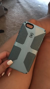 Teal speck iPhone 6 case