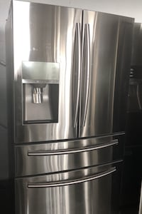 Samsung 4 door fridge