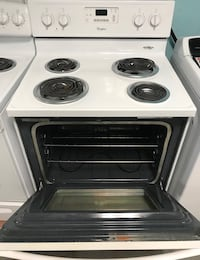 Whirlpool electric stove 10% off Reisterstown, 21136