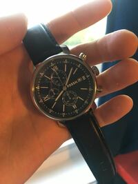 MUST GO - Fossil Chronograph Watch Markham, L6E 1R5