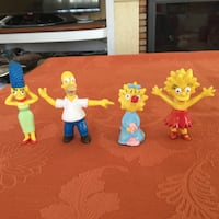 LOS SIMPSON FOX 1991 Sevilla, 41003