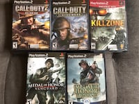 PS2 Shooter Games