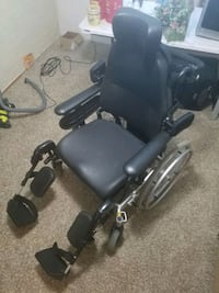 Wheelchair | Solstice Comfort | Days Patterson Medical West Des Moines, 50265