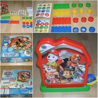 Paw Patrol Dog House Bingo Game Surrey