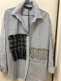 New ZARA SHIRT/BLOUSE Ladies/ women Toronto, M8W 3P3
