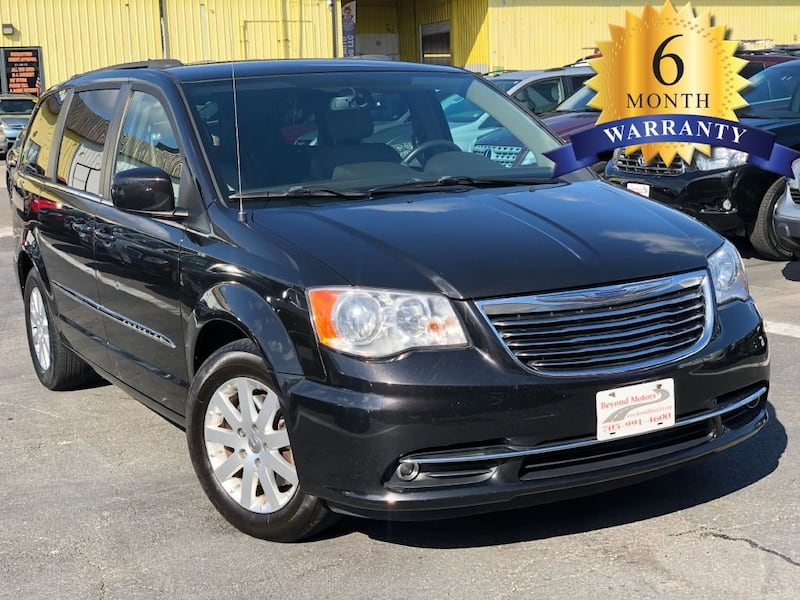 Chrysler Town & Country 2014 0