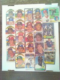 1980,s  Assorted Sports Cards. Philadelphia, 19148