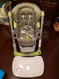 Peg perego primary pappa diner highchair Markham, L3P 7A8