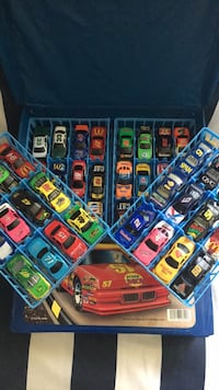 Two 48 NASCAR Toy Car Sets Lusby, 20657